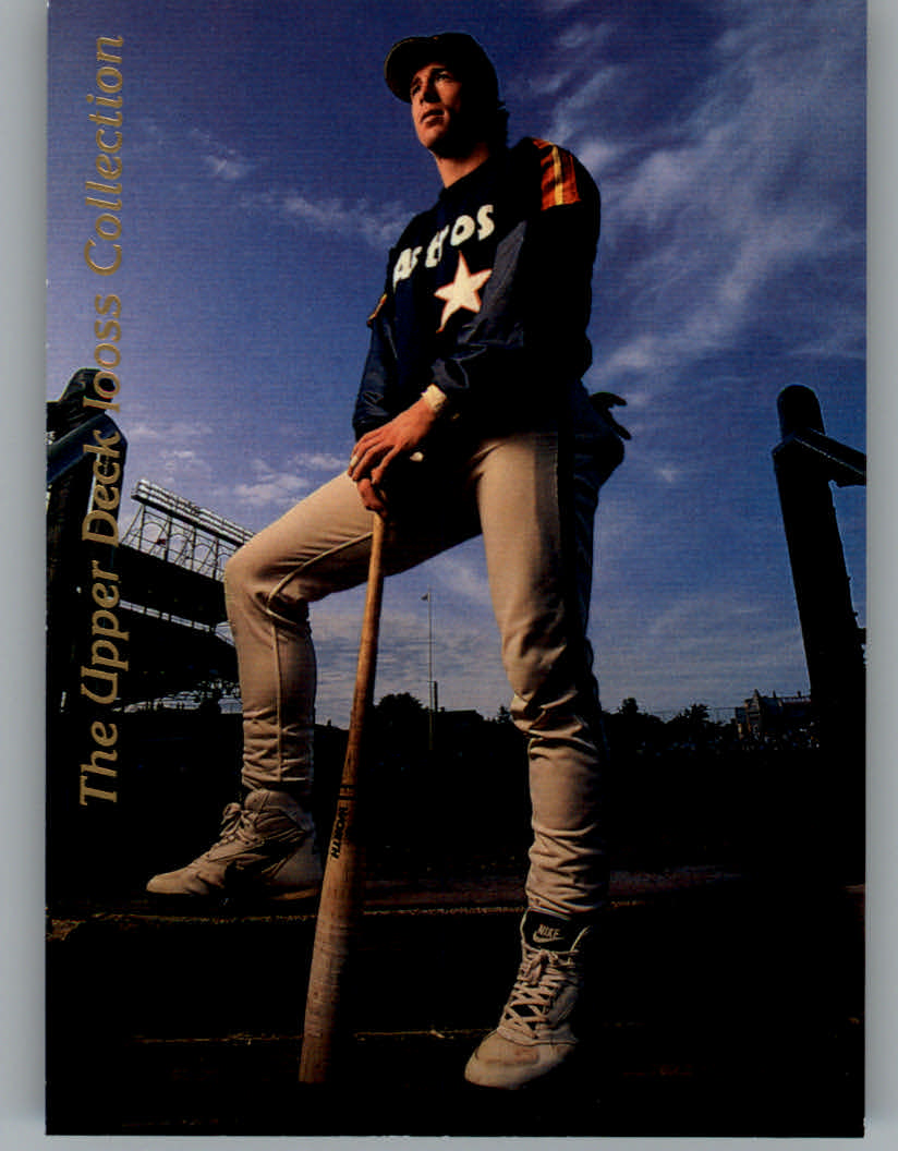 1993 Upper Deck Iooss Collection #WI2 Jeff Bagwell