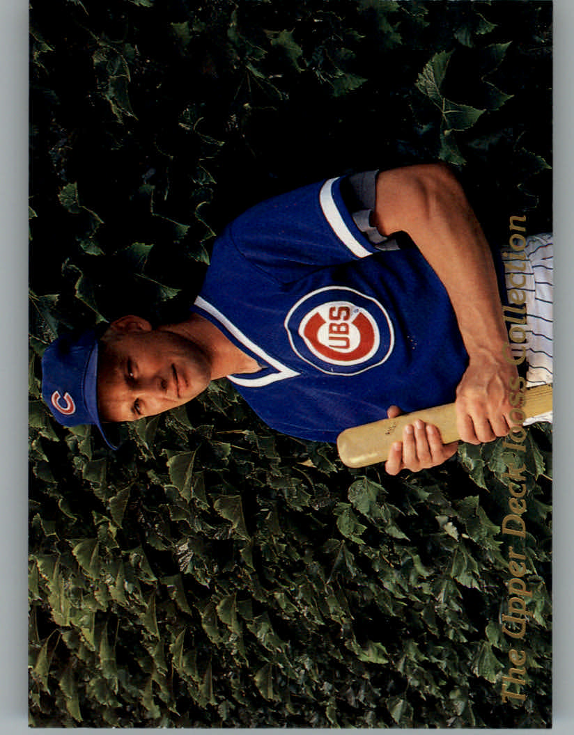 1993 Upper Deck Iooss Collection #WI8 Mark Grace