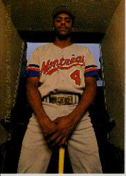 1993 Upper Deck Iooss Collection #WI10 Delino DeShields