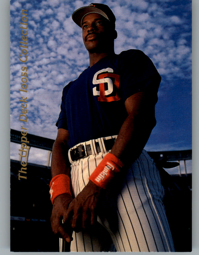 1993 Upper Deck Iooss Collection #WI16 Fred McGriff