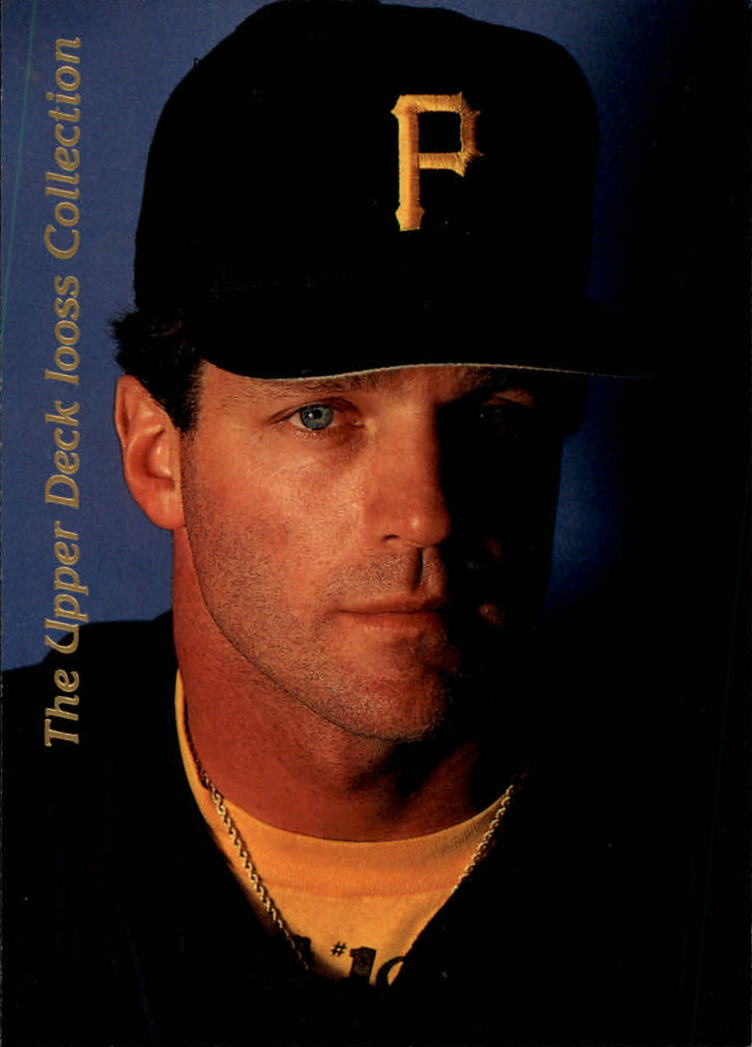 1993 Upper Deck Iooss Collection #WI18 Andy Van Slyke