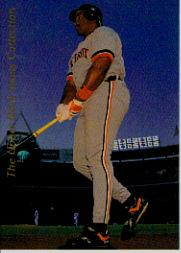 1993 Upper Deck Iooss Collection #WI23 Cecil Fielder