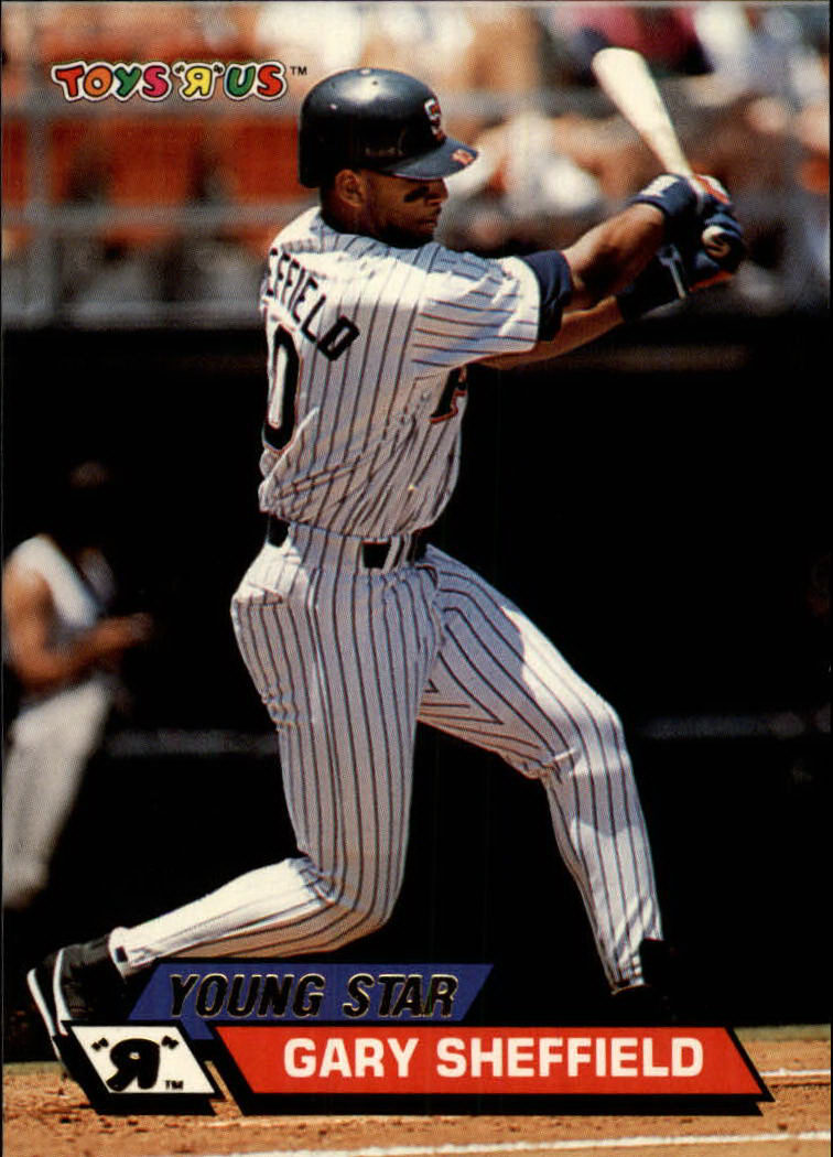 1993 Toys'R'Us #64 Gary Sheffield
