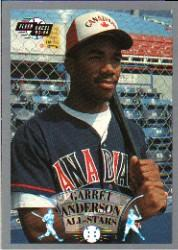 1993-94 Excel All-Stars #7 Garret Anderson
