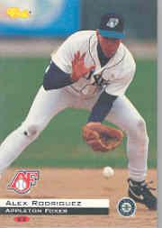 1994 Classic #100 Alex Rodriguez