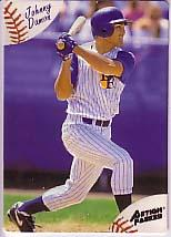 1994 Action Packed #18 Johnny Damon