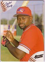 1994 Action Packed #28 Dmitri Young