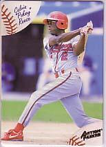 1994 Action Packed #49 Pokey Reese