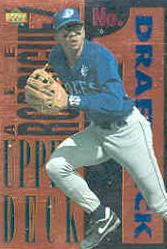 1994 Upper Deck Minors Trade Cards #TC1 Alex Rodriguez