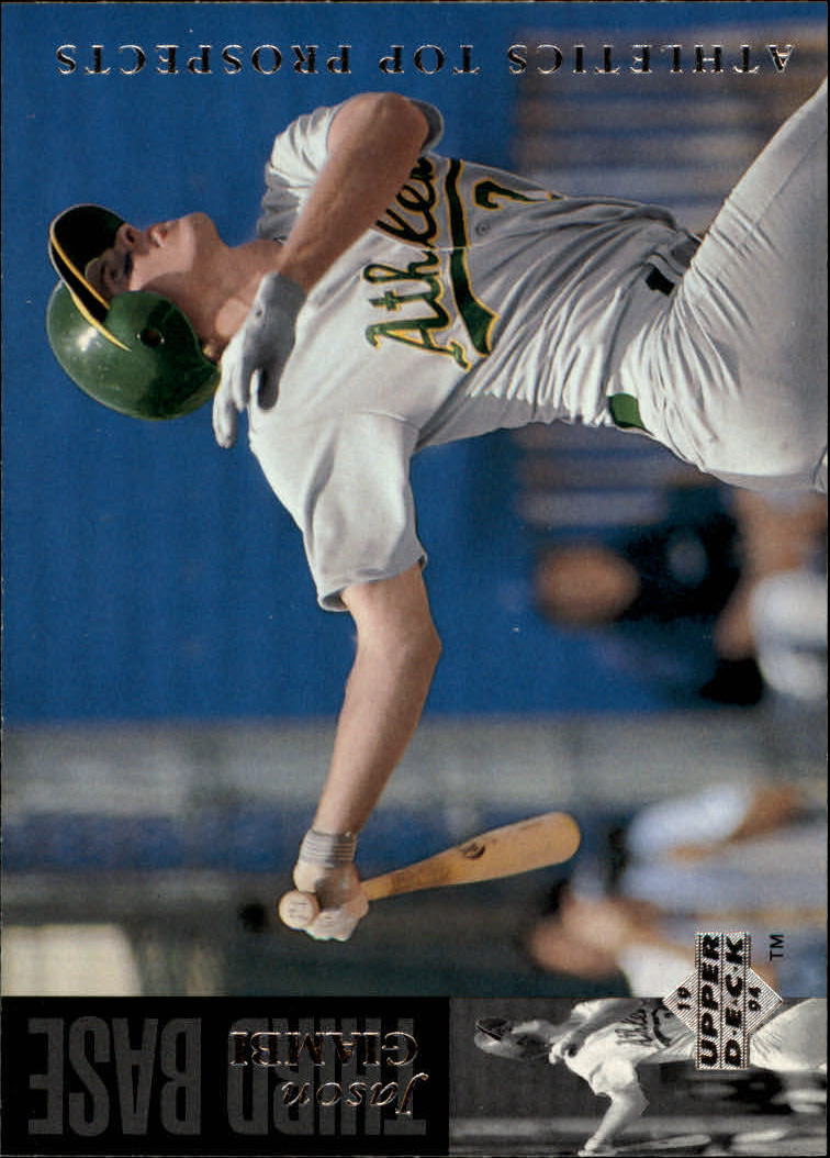 1994 Upper Deck Minors #145 Jason Giambi
