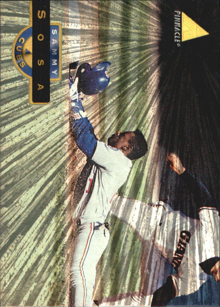 1994 Pinnacle Museum Collection #3 Sammy Sosa
