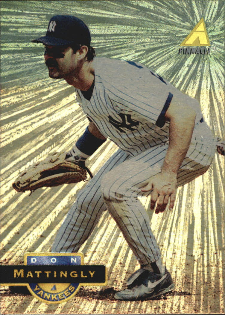 1994 Pinnacle Museum Collection #23 Don Mattingly