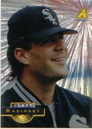 1994 Pinnacle Museum Collection #135 Scott Radinsky