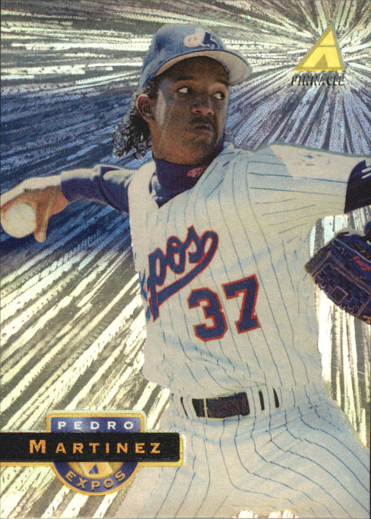 1994 Pinnacle Museum Collection #501 Pedro Martinez