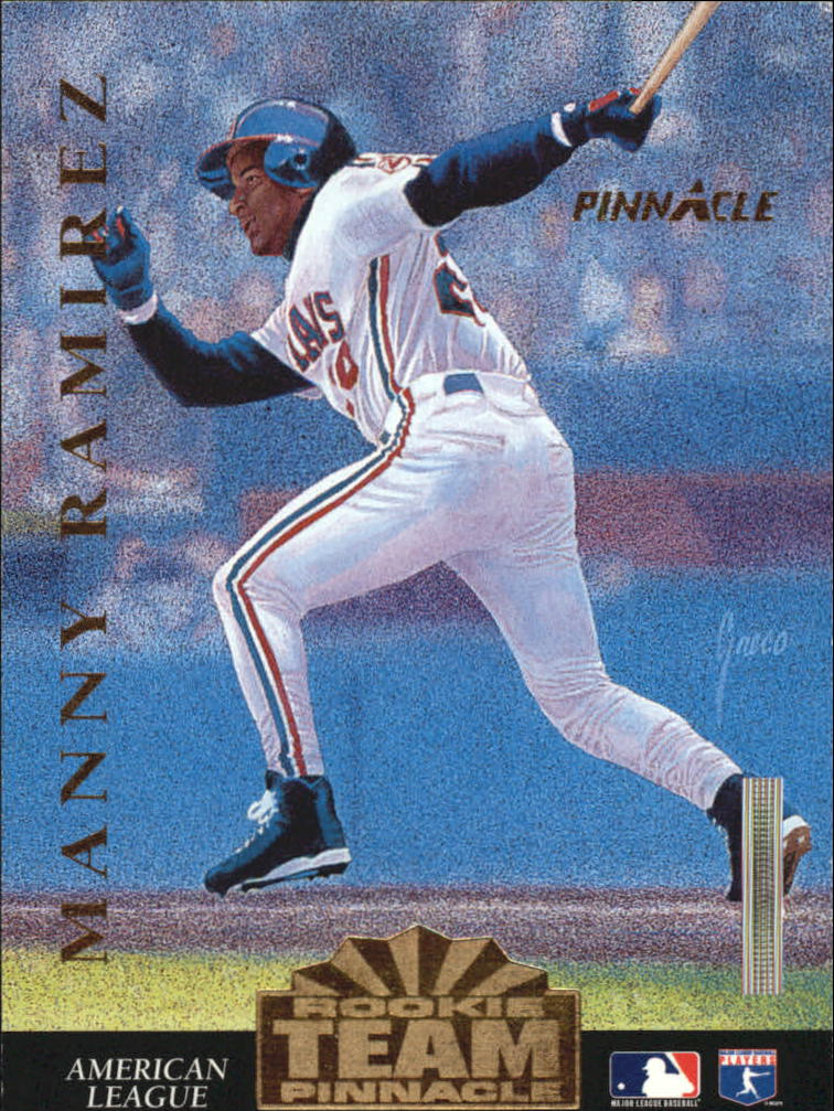 1994 Pinnacle Rookie Team Pinnacle #6 M.Ramirez/R.White