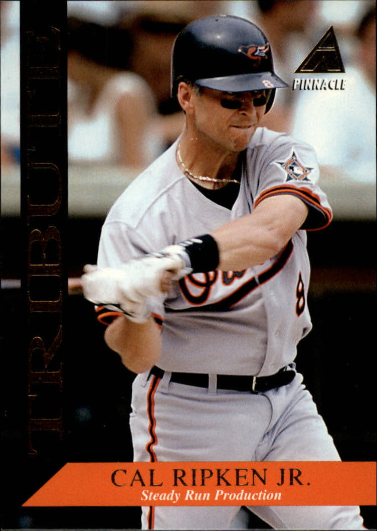 1994 Pinnacle Tribute #TR13 Cal Ripken