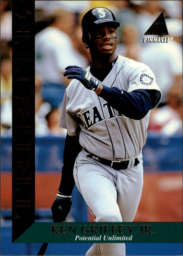 1994 Pinnacle Tribute #TR17 Ken Griffey Jr.