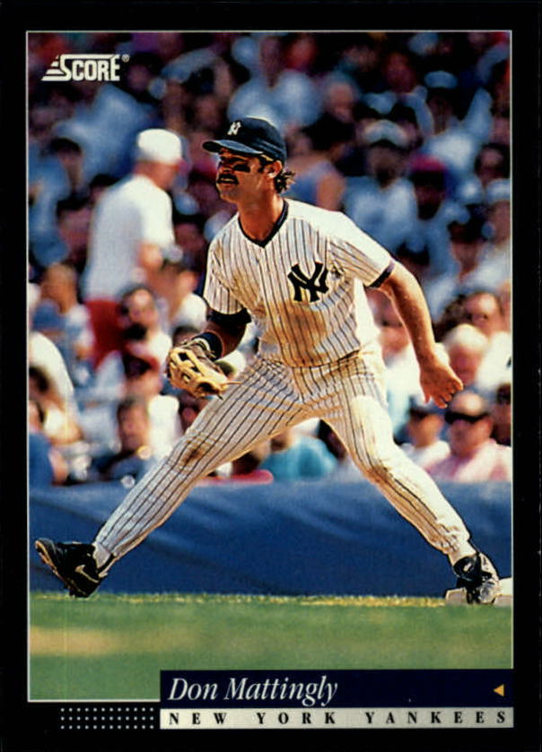 1994 Score #23 Don Mattingly