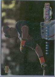 1994 Upper Deck Mantle's Long Shots #MM3 Barry Bonds