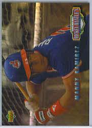 1994 Upper Deck Mantle's Long Shots #MM16 Manny Ramirez