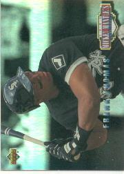 1994 Upper Deck Mantle's Long Shots #MM18 Frank Thomas