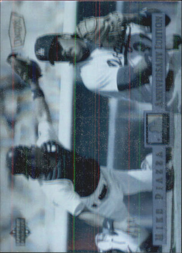 1994 Denny's Holograms #18 Mike Piazza