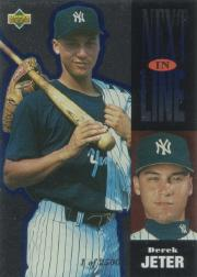 1994 Upper Deck All-Time Heroes Next In Line #7 Derek Jeter