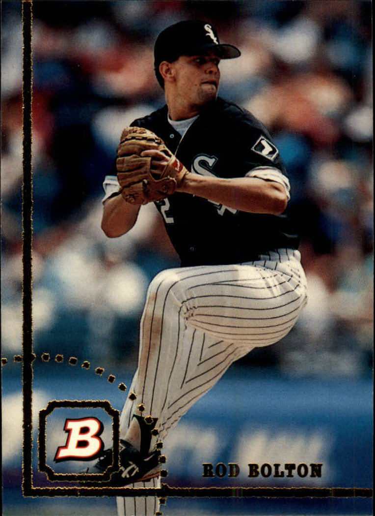 1994 Bowman #18 Rod Bolton