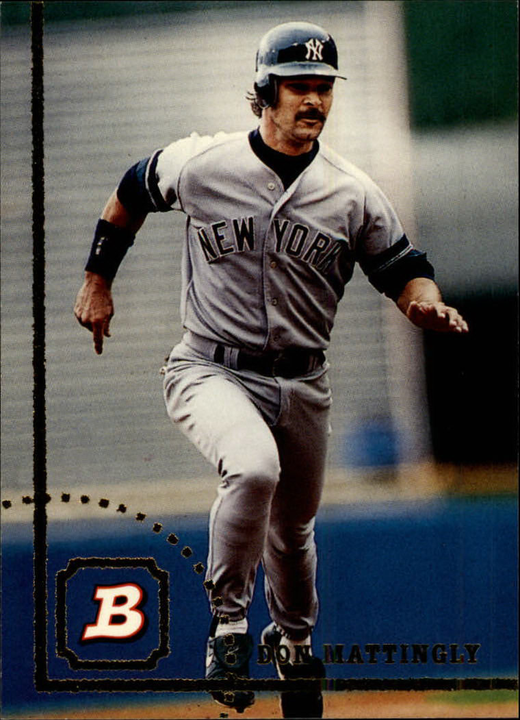 1994 Bowman #25 Don Mattingly