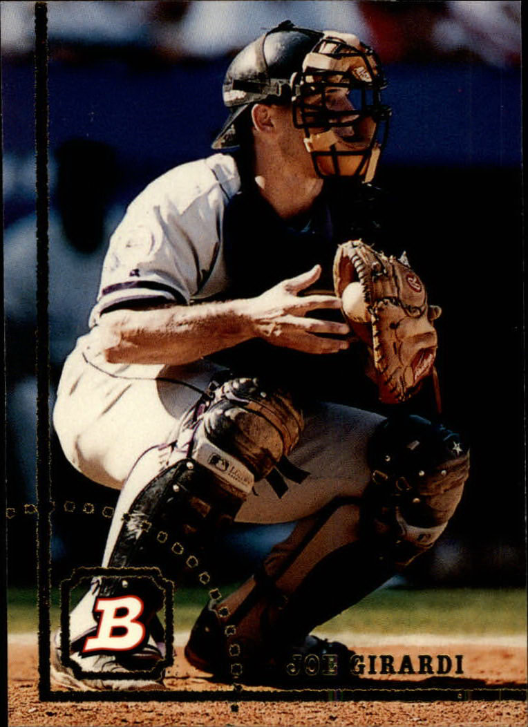 1994 Bowman #30 Joe Girardi