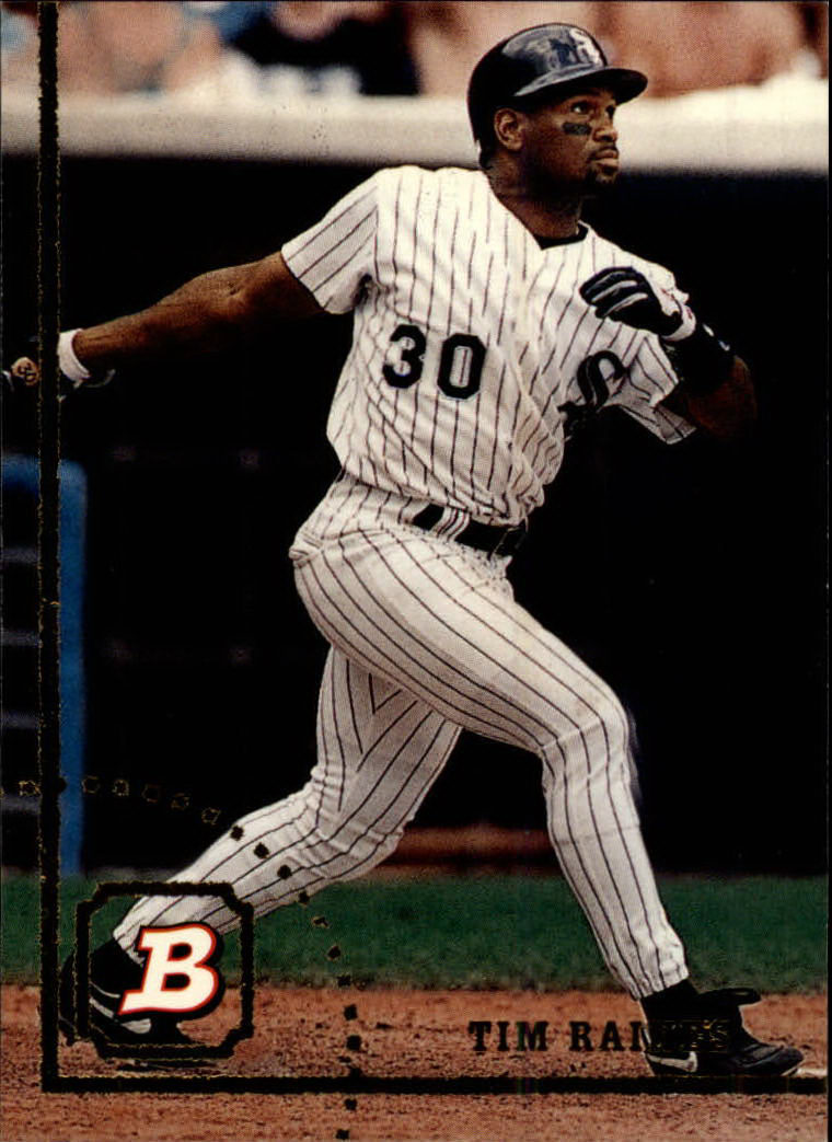 1994 Bowman #127 Tim Raines