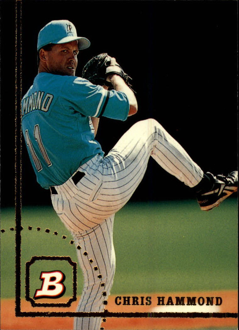 1994 Bowman #150 Chris Hammond