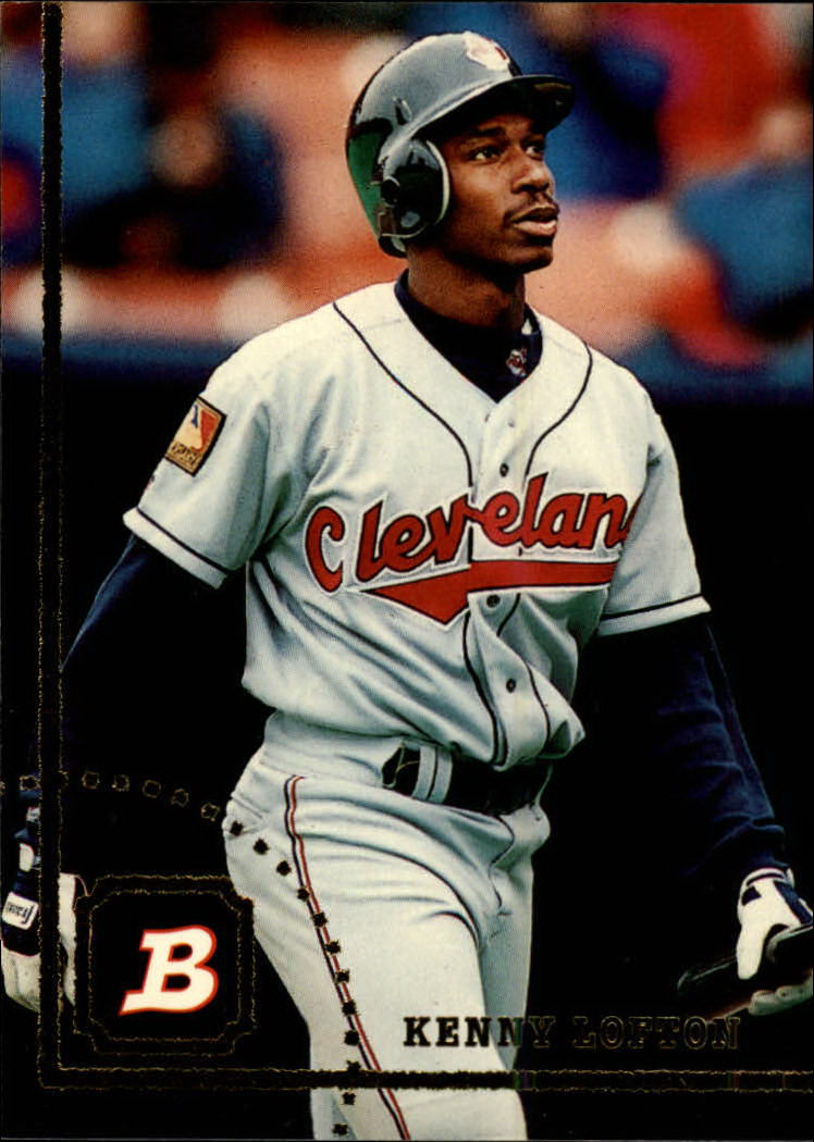 1994 Bowman #195 Kenny Lofton