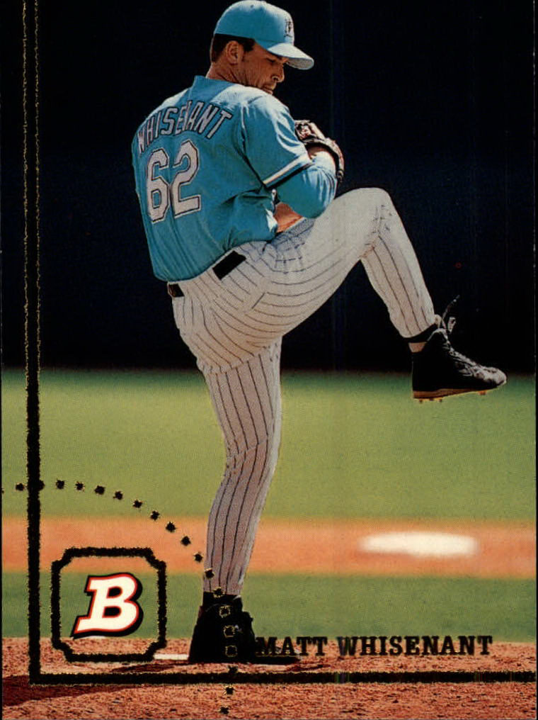1994 Bowman #206 Matt Whisenant