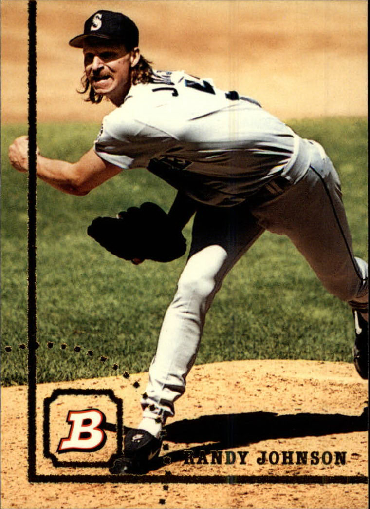 1994 Bowman #285 Randy Johnson