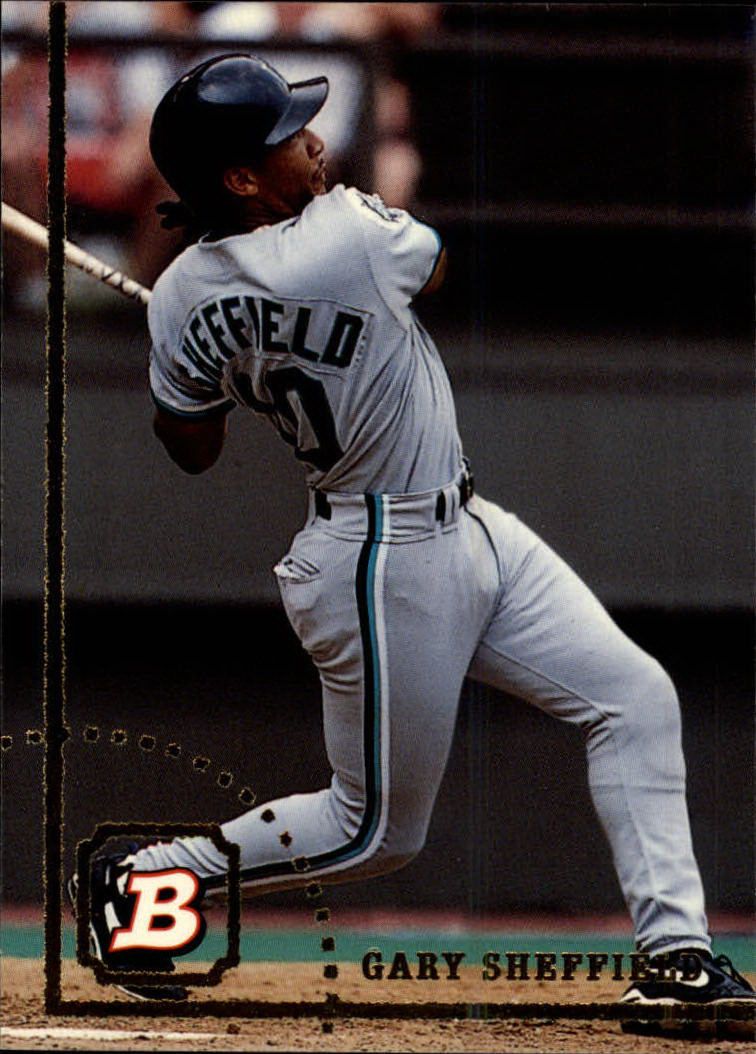 1994 Bowman #290 Gary Sheffield