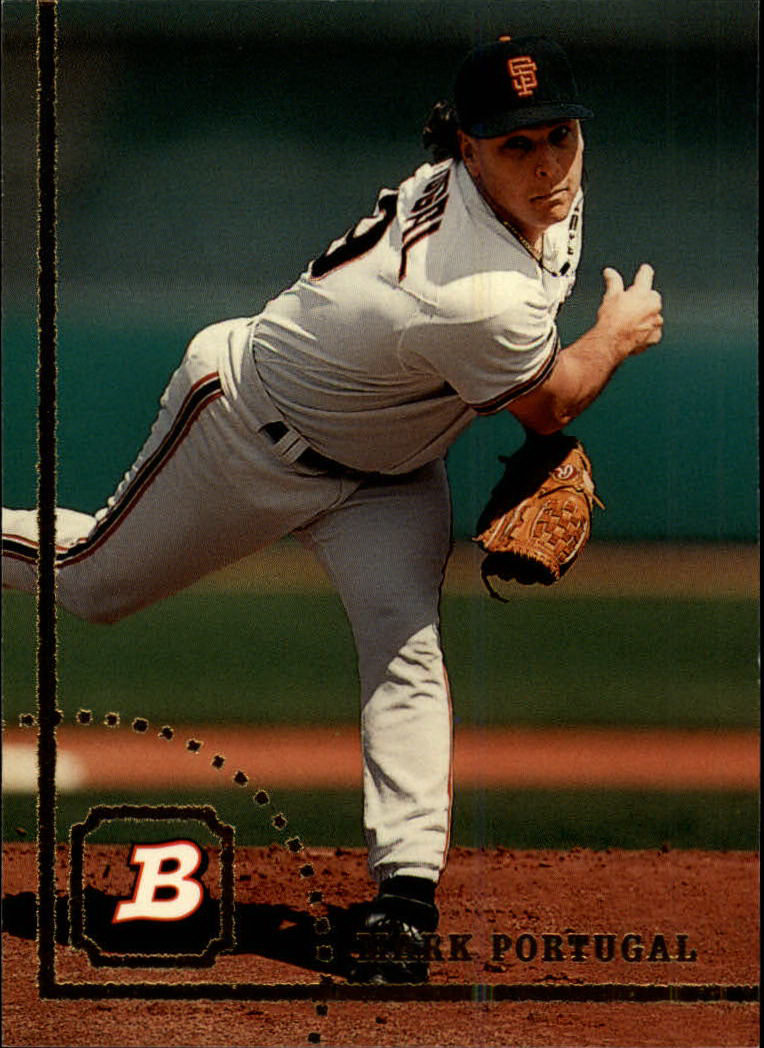 1994 Bowman #303 Mark Portugal