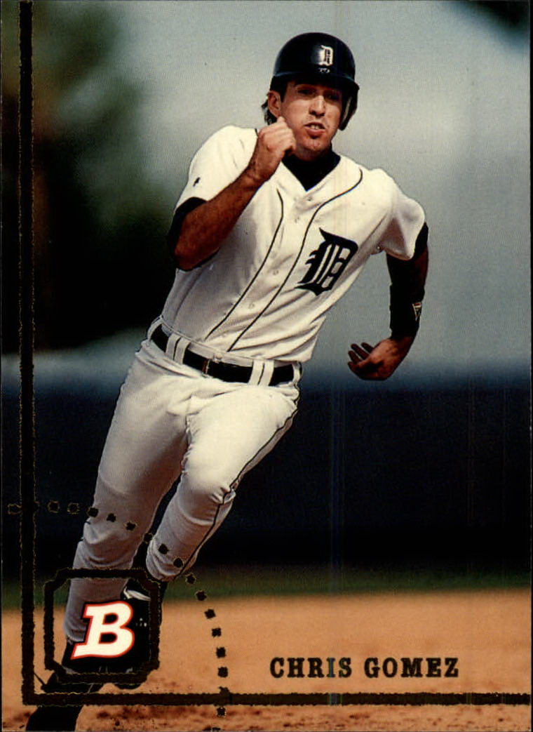 1994 Bowman #321 Chris Gomez