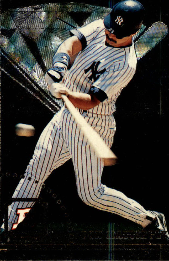 1994 Bowman #386 Don Mattingly FOIL