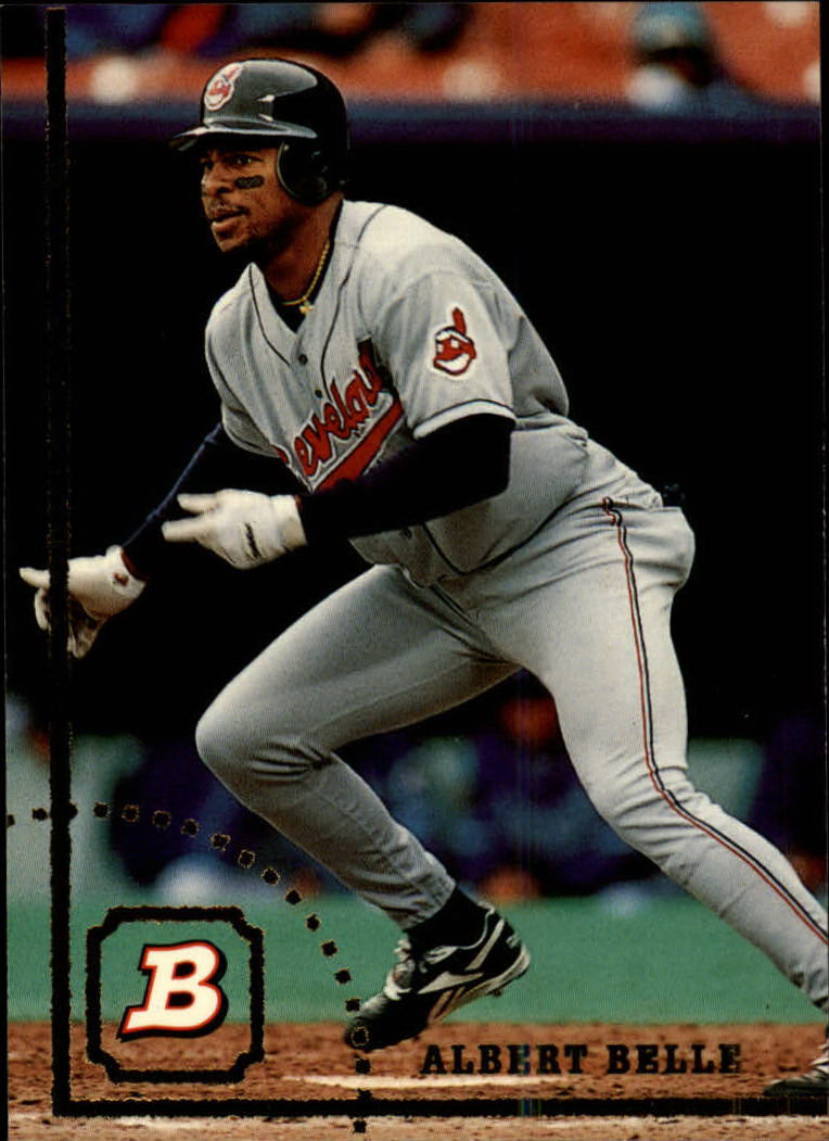 1994 Bowman #411 Albert Belle