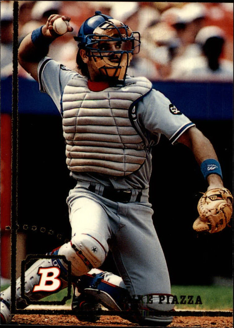 1994 Bowman #510 Mike Piazza