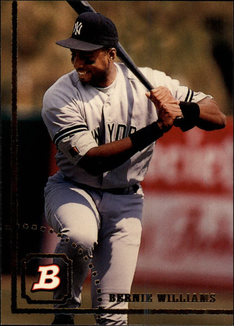 1994 Bowman #521 Bernie Williams