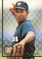 1994 Bowman #586 Richard Hidalgo RC