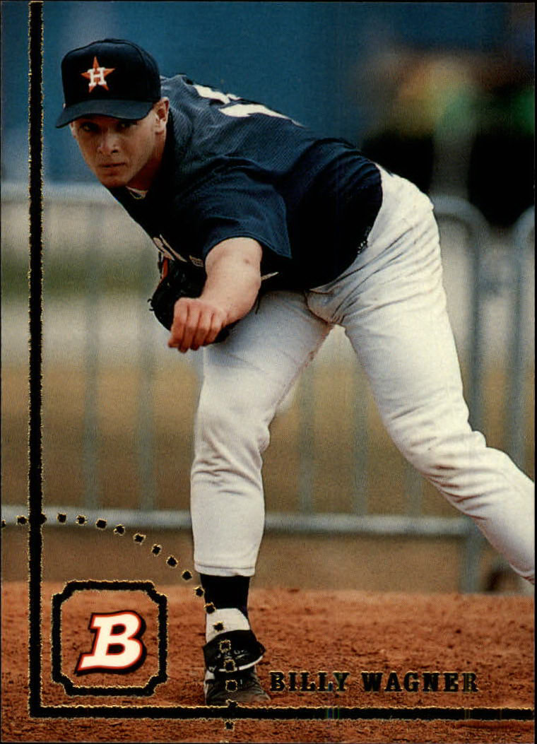 1994 Bowman #642 Billy Wagner RC