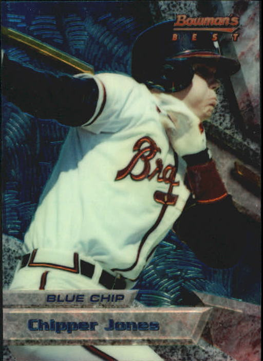 1994 Bowman's Best #B1 Chipper Jones