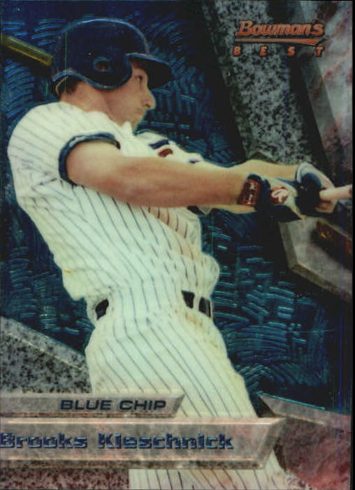 1994 Bowman's Best #B5 Brooks Kieschnick RC