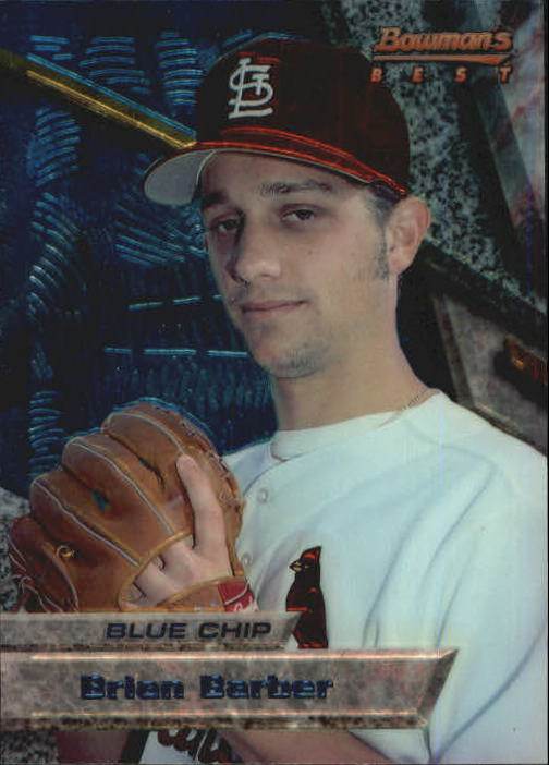 1994 Bowman's Best #B10 Brian Barber