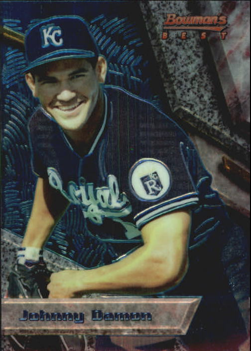 1994 Bowman's Best #B41 Johnny Damon