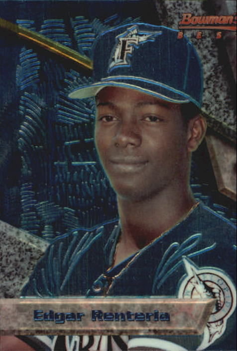 1994 Bowman's Best #B63 Edgar Renteria RC