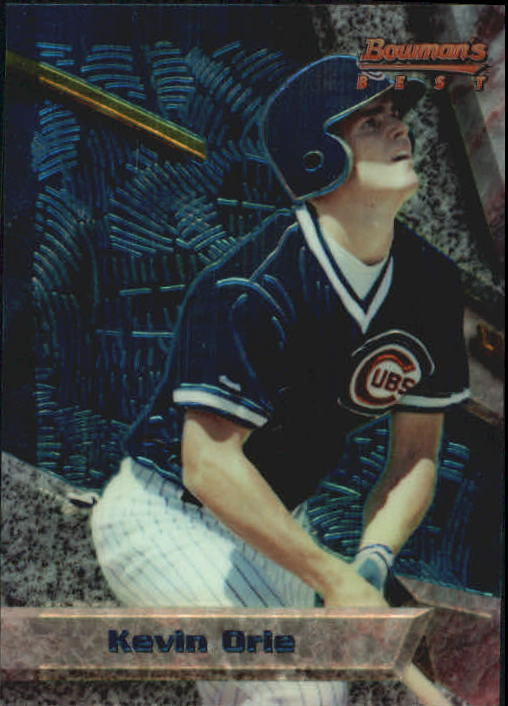 1994 Bowman's Best #B71 Kevin Orie RC